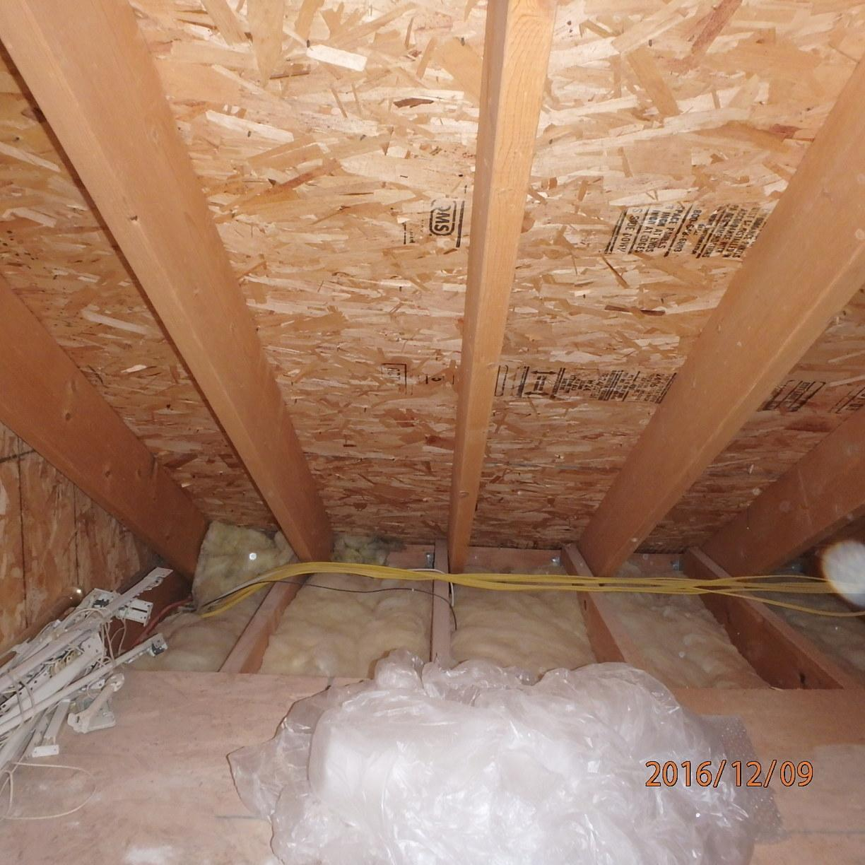Fixing an Uncomfortable and Drafty Home in Wyoming, Delaware - Before Photo