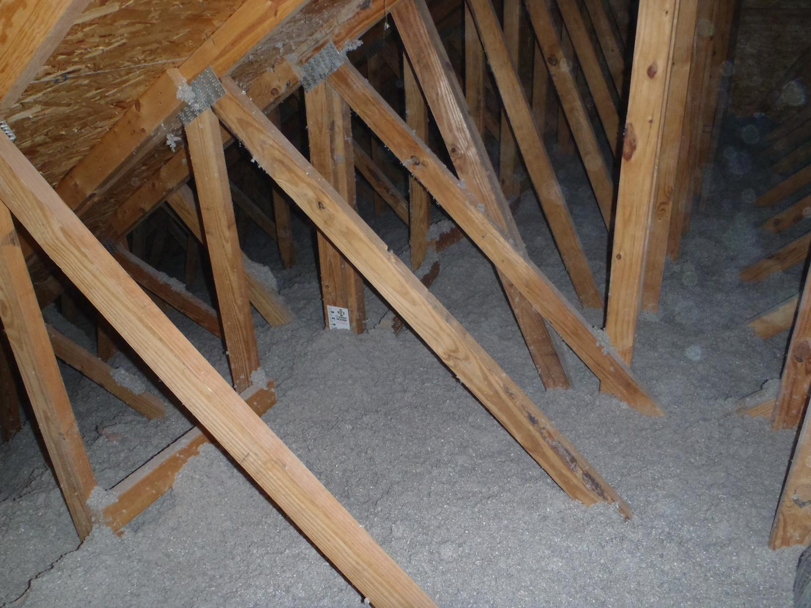 Attic Insulation in Chester, MD - After Photo
