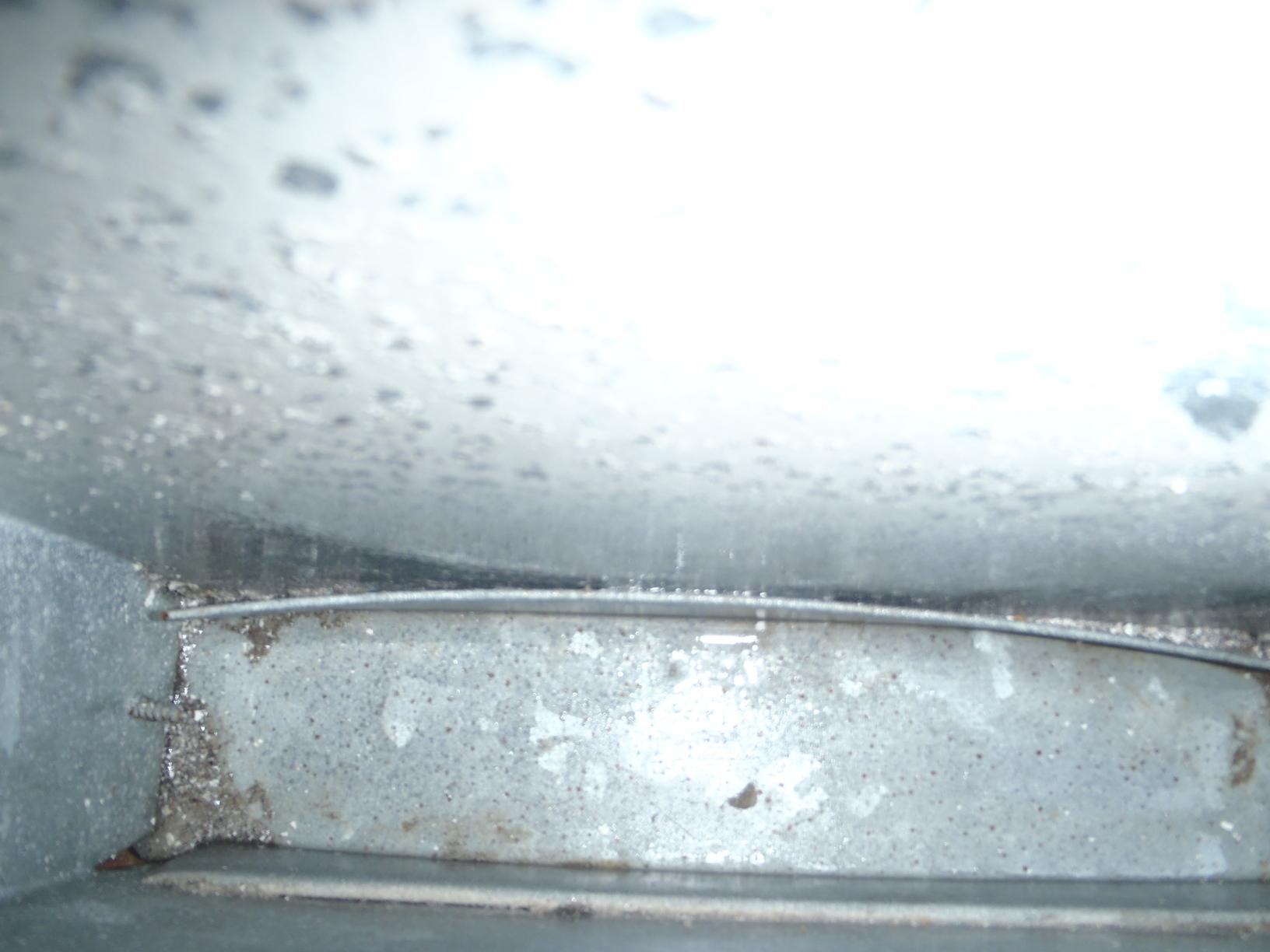 Duct Cleaning in Wilmington, DE.  - After Photo