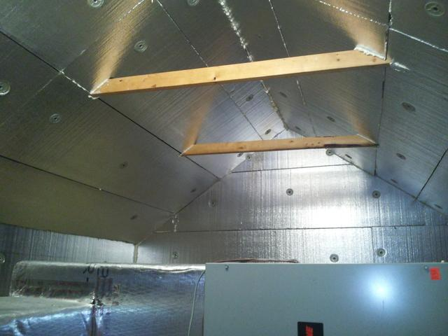 Make Your Attic Cooler on Delmarva - After Photo
