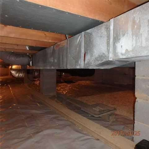 Crawl Space Encapsulation in Chester, MD