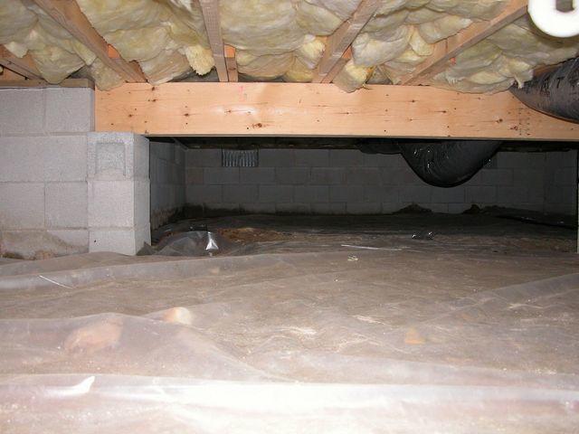 Crawlspace Encapsulation in Harrington, DE