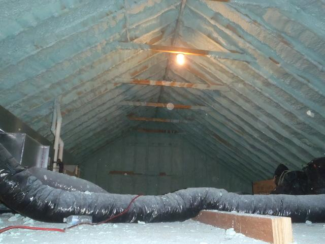 Closed Cell Spray Foam Insulation Dover, Delaware