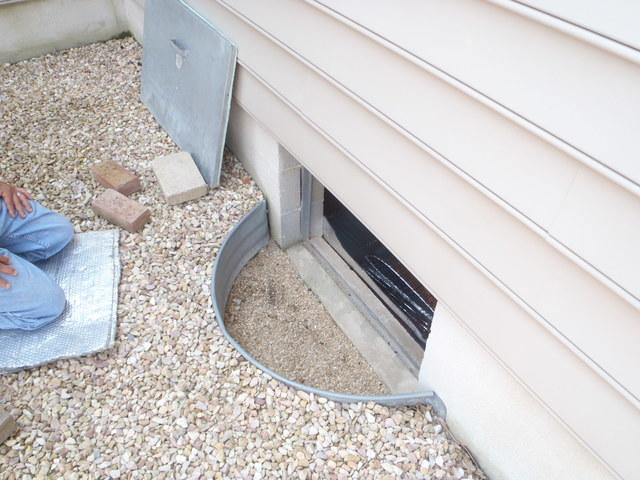 Crawl Space Access Installation in Harrington, DE