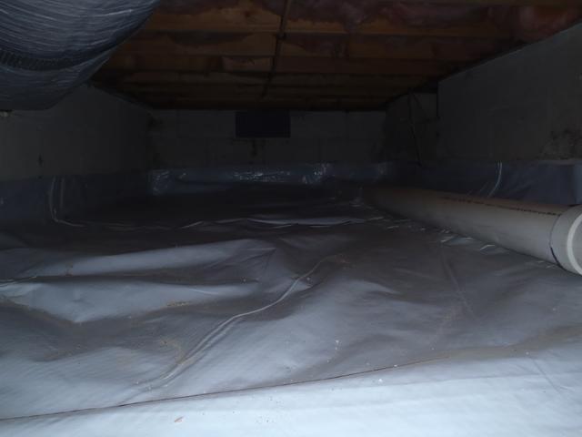 Sussex County Crawlspace Encapsulation