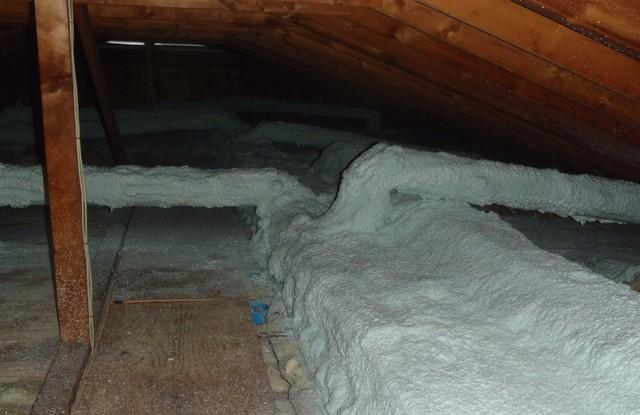 Milton, Delaware Duct Sealing and Insulation With Spray Foam