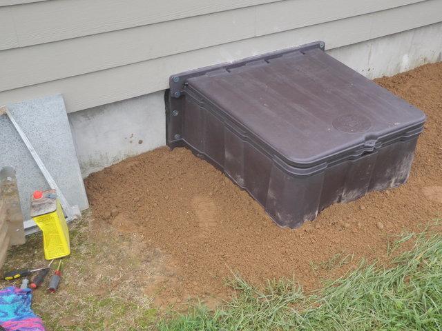 Turtl Crawl Space Access System Install in Milton, Delaware