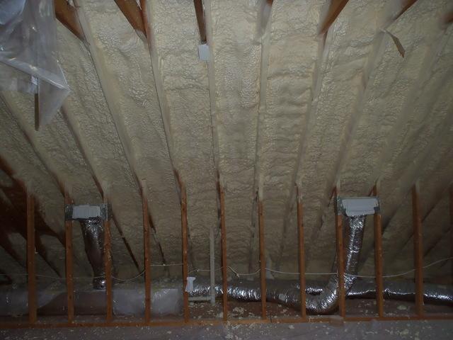 Spray Foam Installation in Harrington, DE