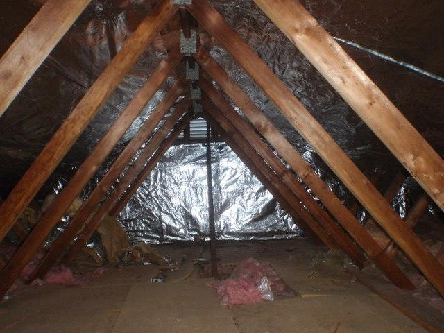 Radiant Barrier Insulation in Delware