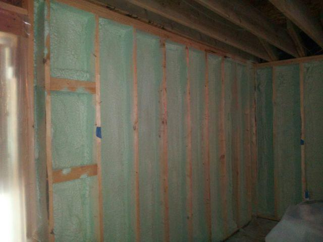 Spray Foam Insulation in Rehoboth Beach Delaware