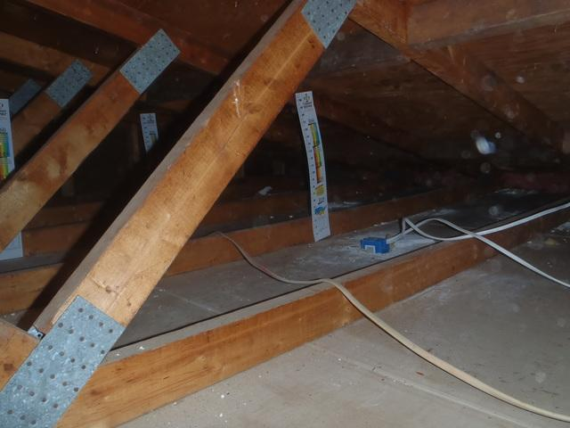 Air Sealing in Salisbury, MD Attic
