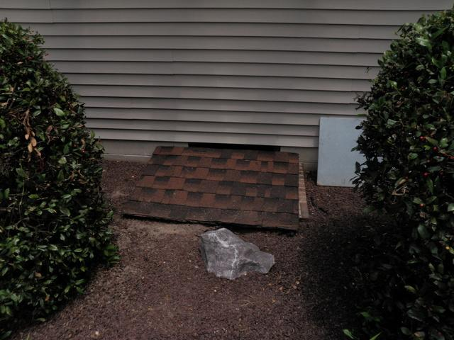 Seaford, Delaware Turtl Crawlspace Entrance System Install