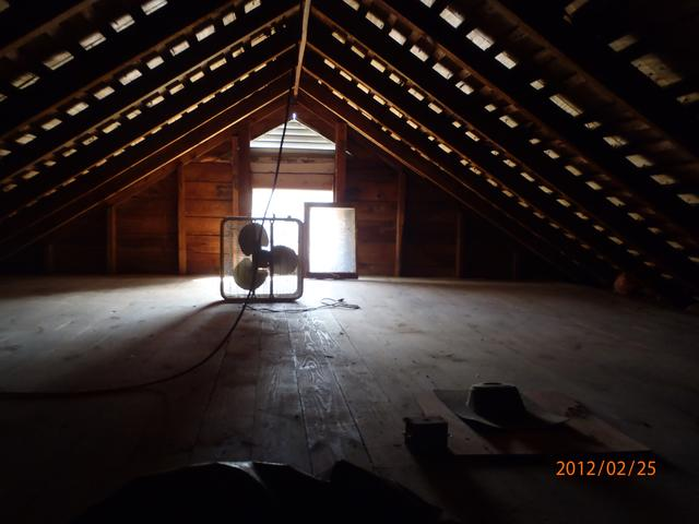 Keeping the Attic Cool in Sussex County