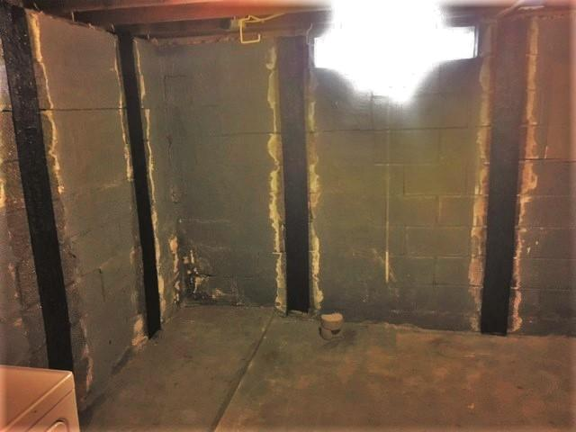 Carbon Armor Secures Foundation Wall in Chaska, Minnesota - After Photo