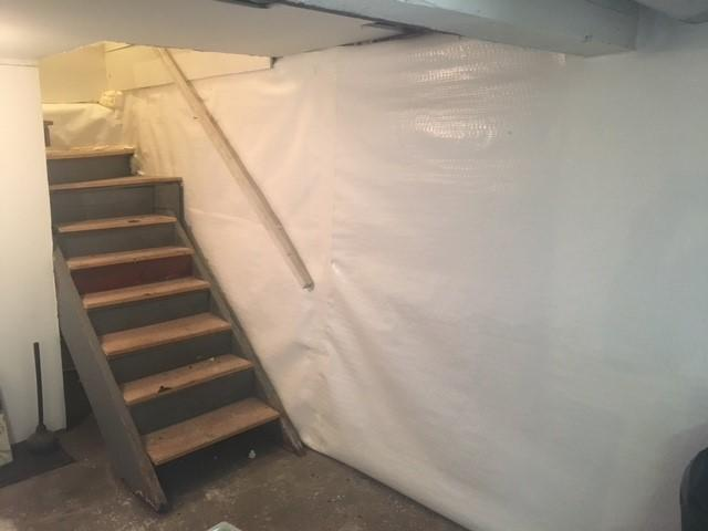 Basement Waterproofing in Menomonie, WI - After Photo