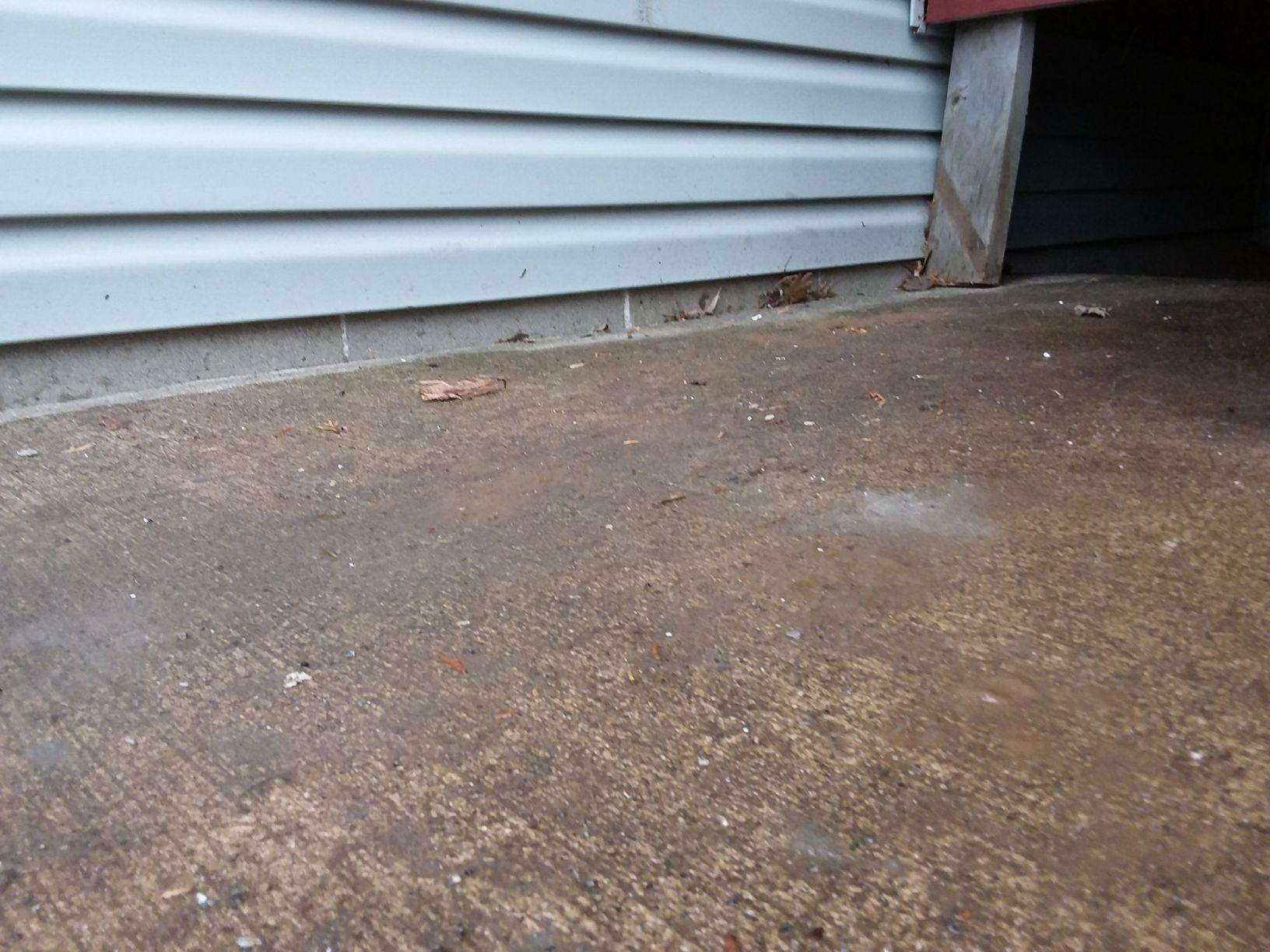 Concrete Lifting and Leveling in Isanti, MN - After Photo