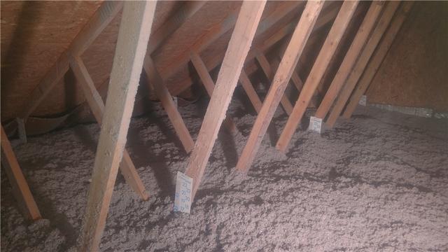 Blown In Insulation Adds Efficiency in Esko, MN
