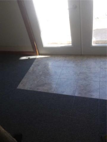 French Doors installed in an Eau Claire, WI  basement - After Photo