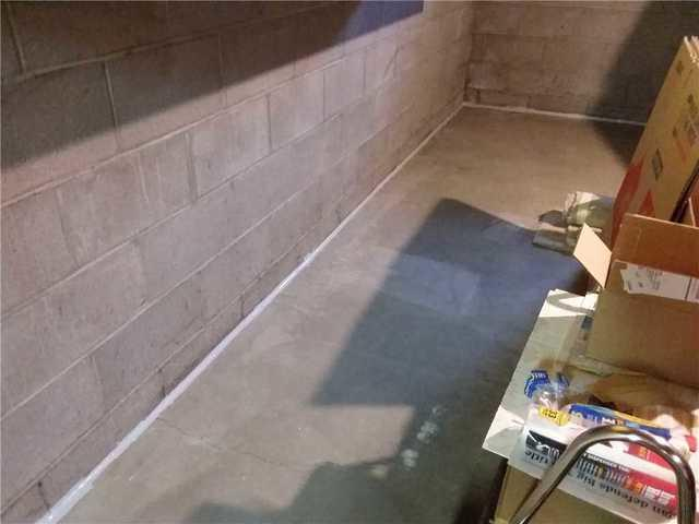 Basement perimeter sealed in Duluth, MN