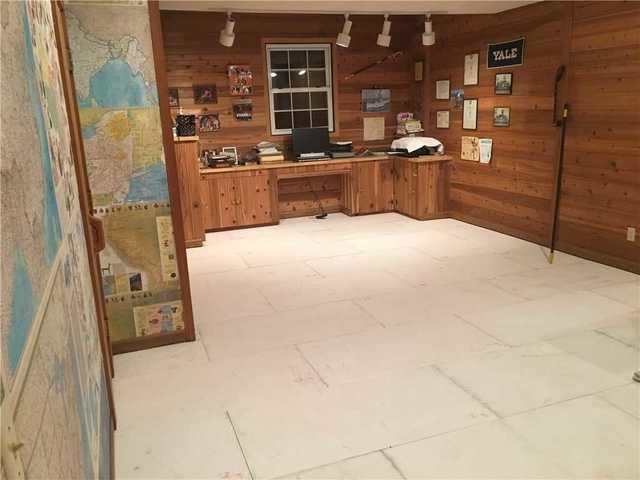 Waterproofing & Finishing in Moldy Wayzata Basement