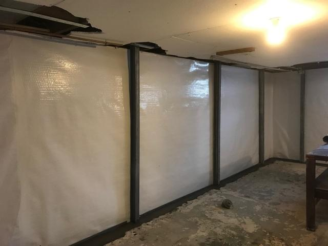 CleanSpace® Waterproofing and PowerBrace™ Installation in Luck, WI