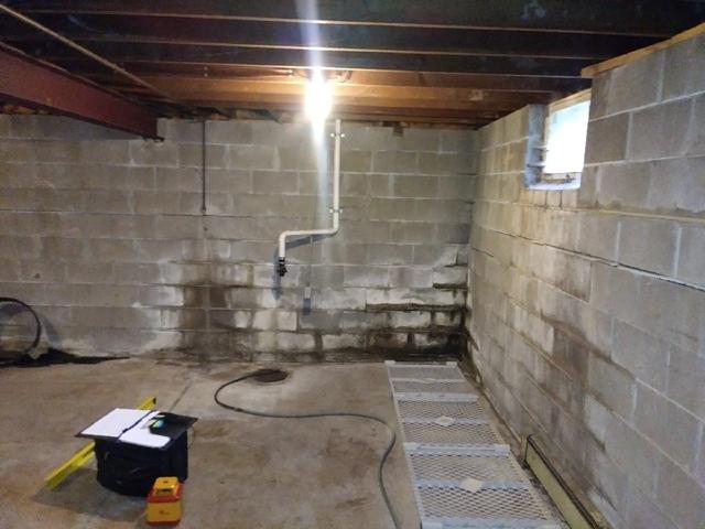 Wall Stabilization and Waterproofing in Duluth, MN