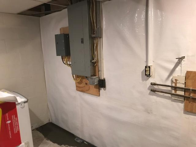 Wall Support and Waterproofing in Duluth, MN