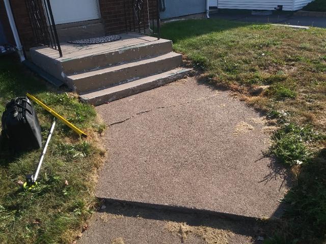 Sidewalk PolyLevel® in Duluth, MN