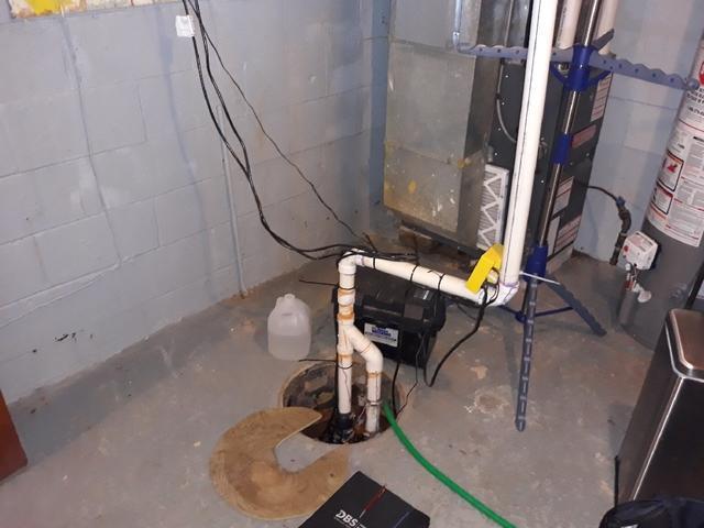 Basement Waterproofing Service in Duluth, MN