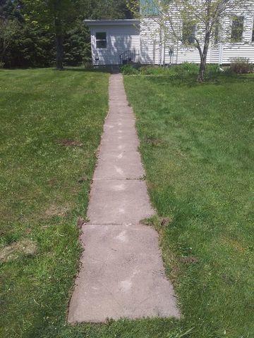 Concrete Sidewalk Repair in Superior, WI