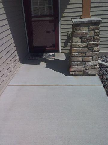 Concrete Slab Lifting in Duluth, MN