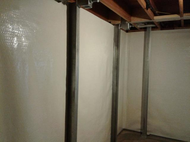 Wall Support and Waterproofing Service in Duluth, MN