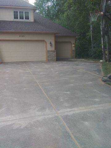 Concrete Driveway Lifting and Sealing in Duluth, MN