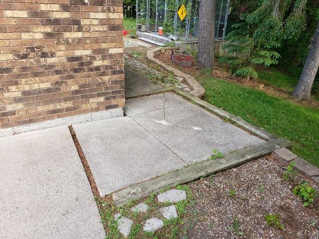 Concrete Sidewalk Revamped in Superior, WI