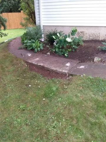 Sinking Concrete Repair in Duluth, MN