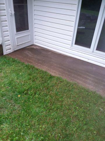 Sunken Concrete Leveling in Hayward, WI
