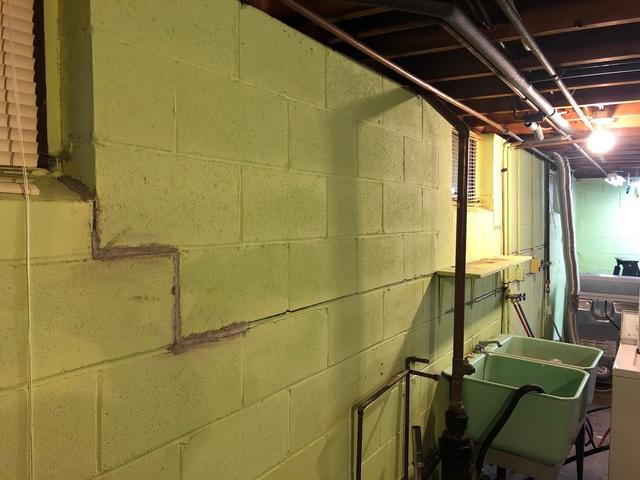 Foundation Wall Support in Superior, WI