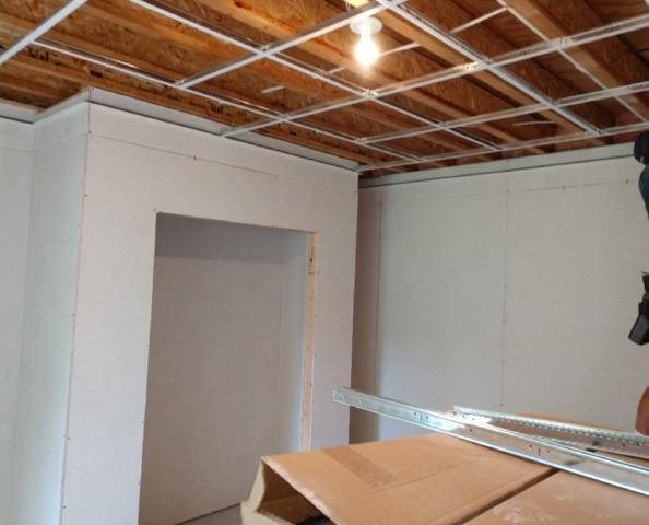 Basement Bedroom Finishing in Brooklyn Park, MN