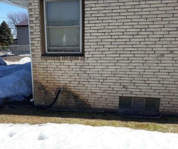 Waterproofing and Wall Support Installed in Superior, WI to Address Foundation Cracks