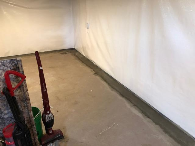 CleanSpace® WaterGuard® and TripleSafe™ Sump Pump Restore Wet Basement in Superior, WI