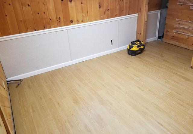WaterGuard® and Flooring Installed in Superior, WI