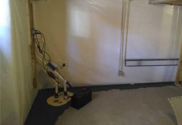 WaterGuard® waterproofing installed in Superior, WI