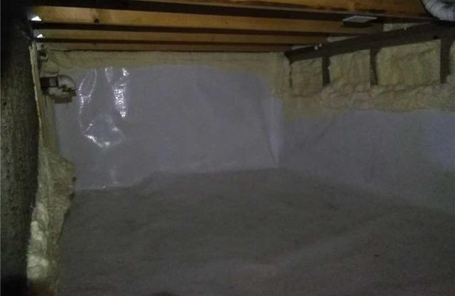 Crawlspace Waterproofing in Duluth, MN