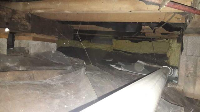 Crawlspace Insulation and Waterproofing in Ashland, WI