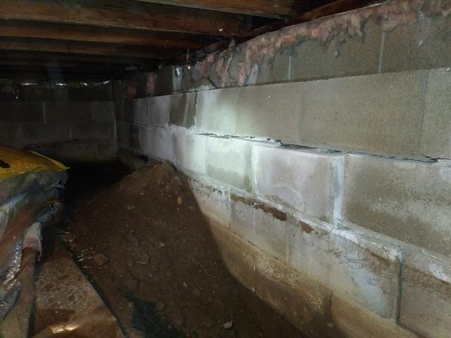 Crawl Space Encapsulation and Waterproofing of Cabin in Harris, MN