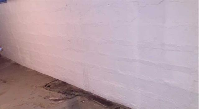 Waterproofing and Immediate Stabilization of Failing Walls in Duluth, MN