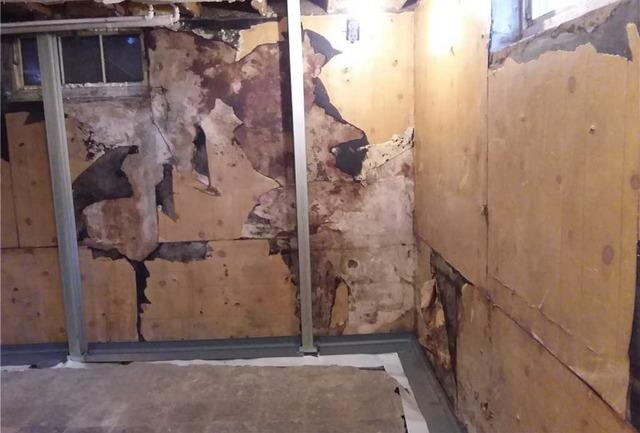 Stabilization and Waterproofing in Duluth, MN Home