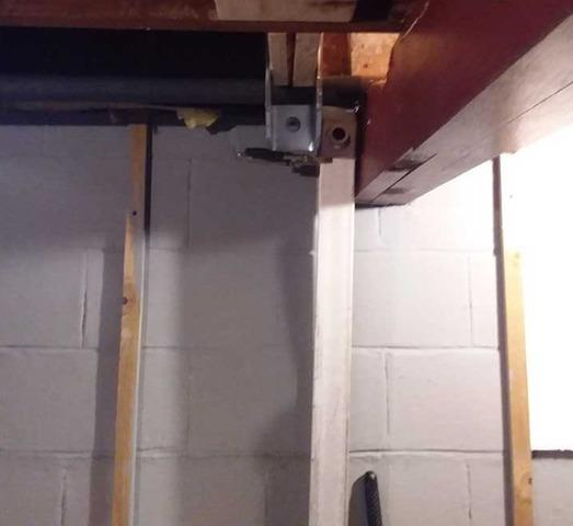 Duluth, MN Basement Restored With PowerBrace® System