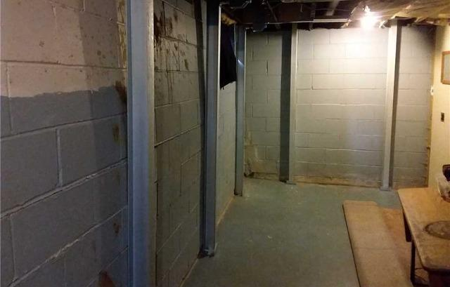 Lower Level Walls Secured Using PowerBrace® System in Duluth, MN
