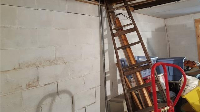 Birchwood, WI Failing Walls Stabilized Using PowerBrace® Technology
